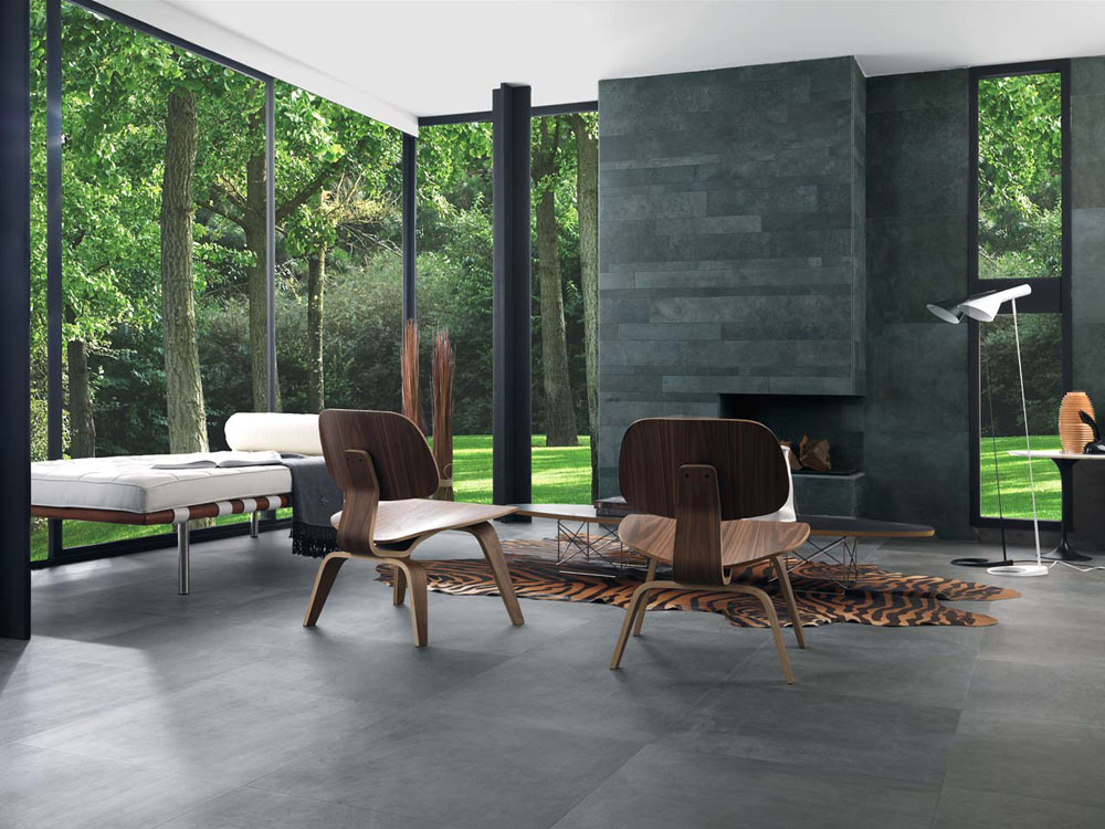 1 ASTON ANTRACITA 59X59 PORCELANOSA