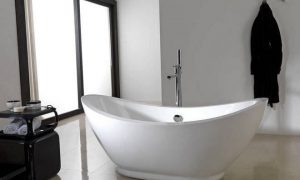 oval bathtubs