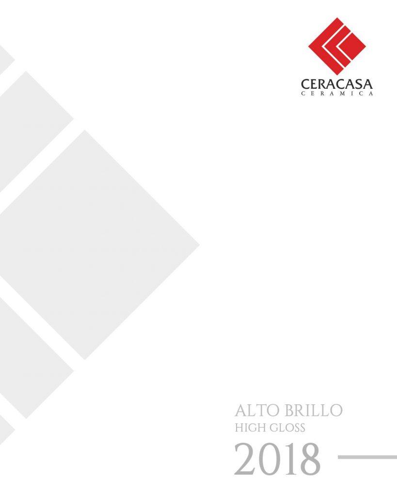 Este catálogo nos ofrece los diferentes productos cerámicos o de pasta blanca que tiene un acabado brillante