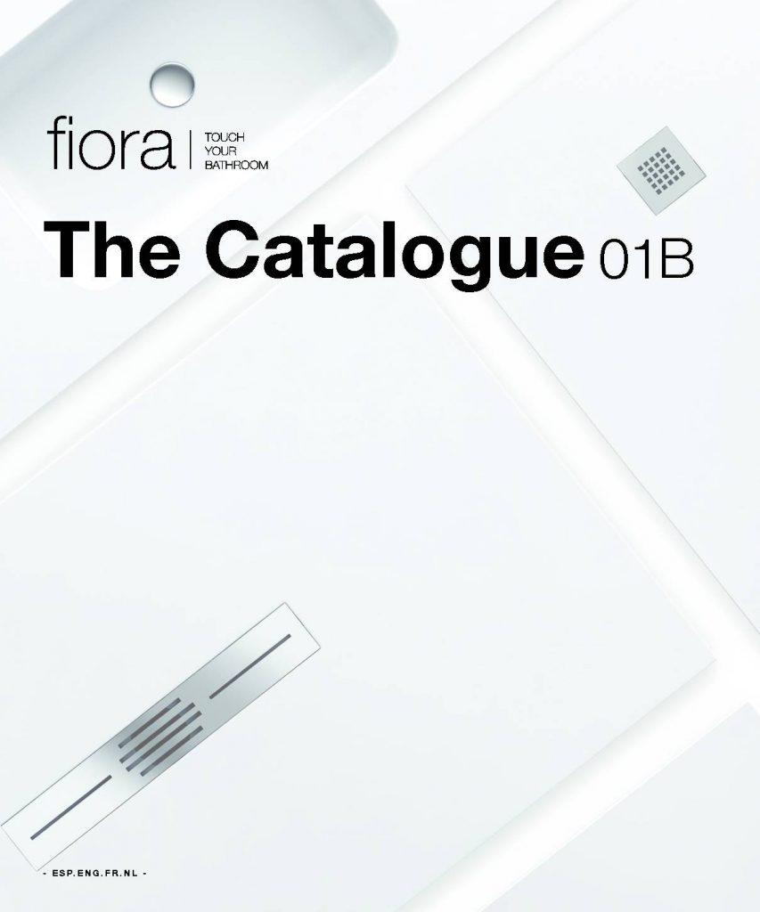 Fiora con este catálogo nos ofrece lavabos, duchas y grifos de la mano de la mejor calidad