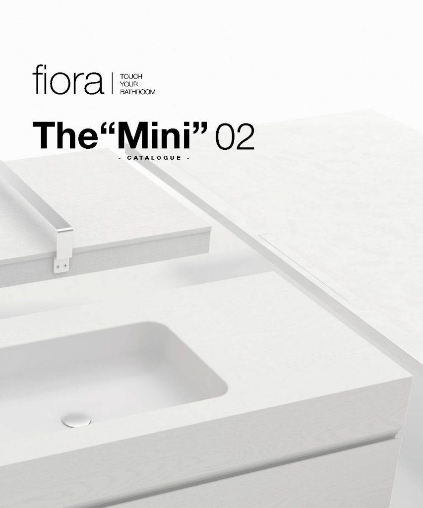 Esta colección nos ofrece los productos en un tamaño menor ideal para casas más pequeñas