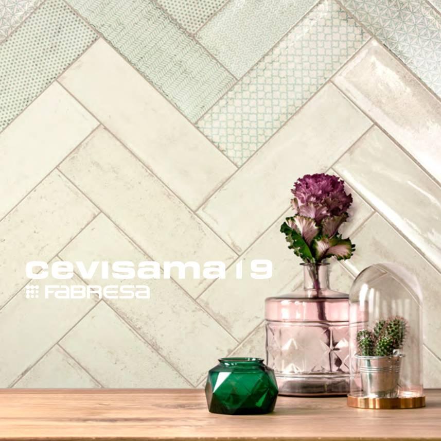 Muestra una gran variedad de productos porcelánicos homologados por el ITC acordes a las tendencias estéticas actuales y a las necesidades del mercado actual.