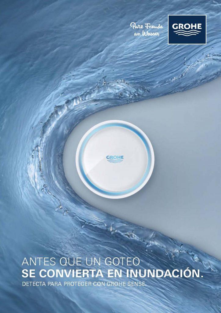 Grohe ofrece los baños mas modernos gracias a su última tecnología
