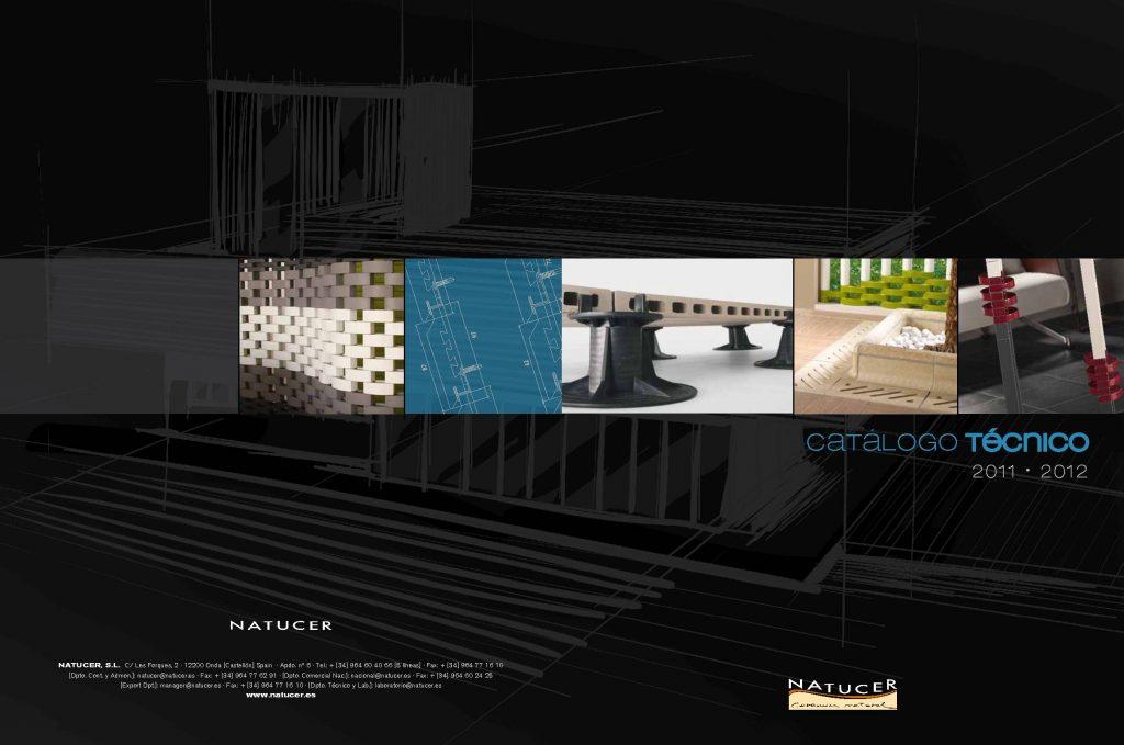 Natucer nos ofrece un catálogo técnico donde conoceremos el servicio técnico de sus montajes.