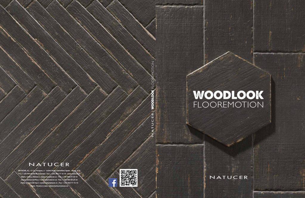 Esta serie ofrece pavimentos especiales de madera oscura, ideal para suelos interiores