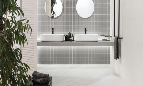 Porcelanosa coleccion White Colors sevilla acero 2