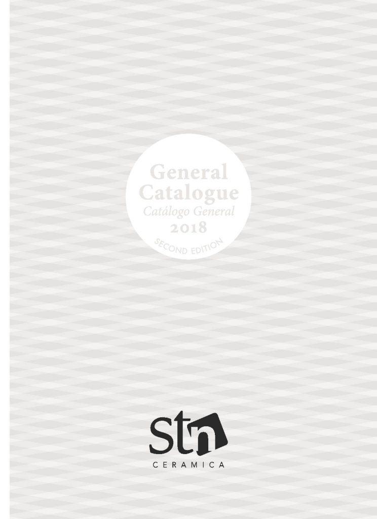 Catálogo con una amplia gama de revestimientos y pavimentos, fabricados con material porcelánico o pasta roja, esmaltados, acabados en alto brillo.