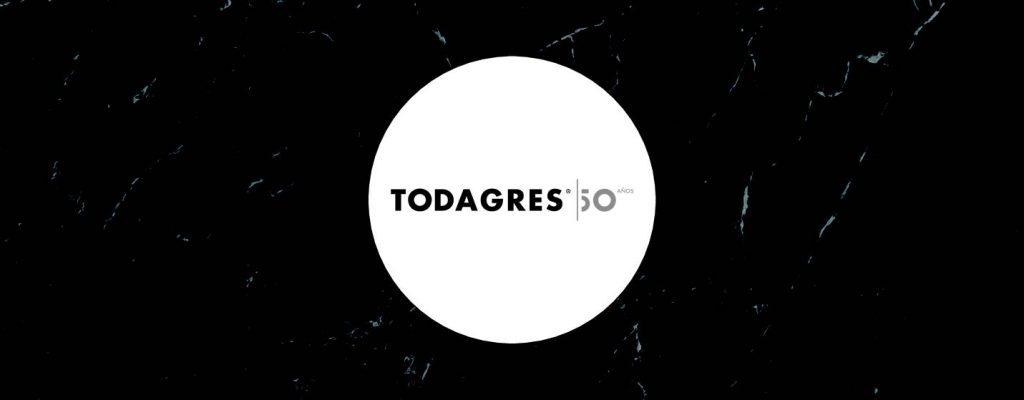 Catálogo Todagres serie Cevimasa materiales de tipología variada como mármoles, maderas, pizarras, cementos…