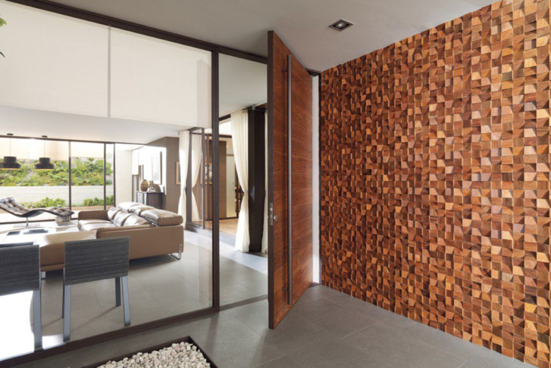 Wood Feel Puerta Yute 2 H1