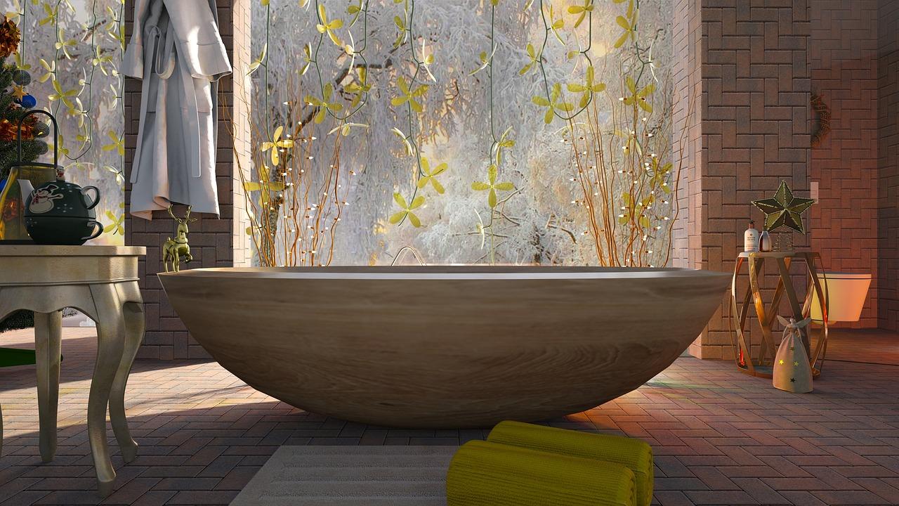 Cómo diseñar un cuarto de baño relajante