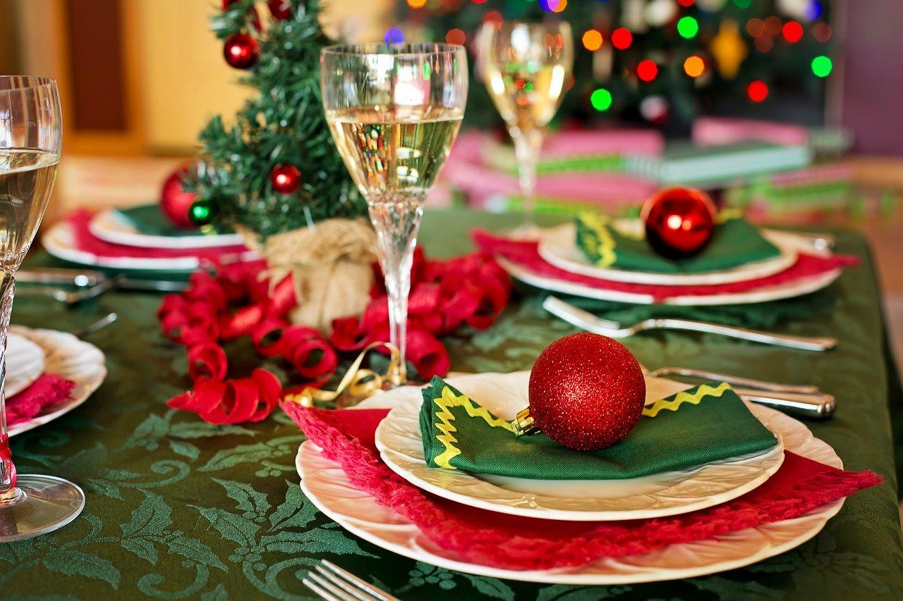 Cómo decorar un comedor en navidad
