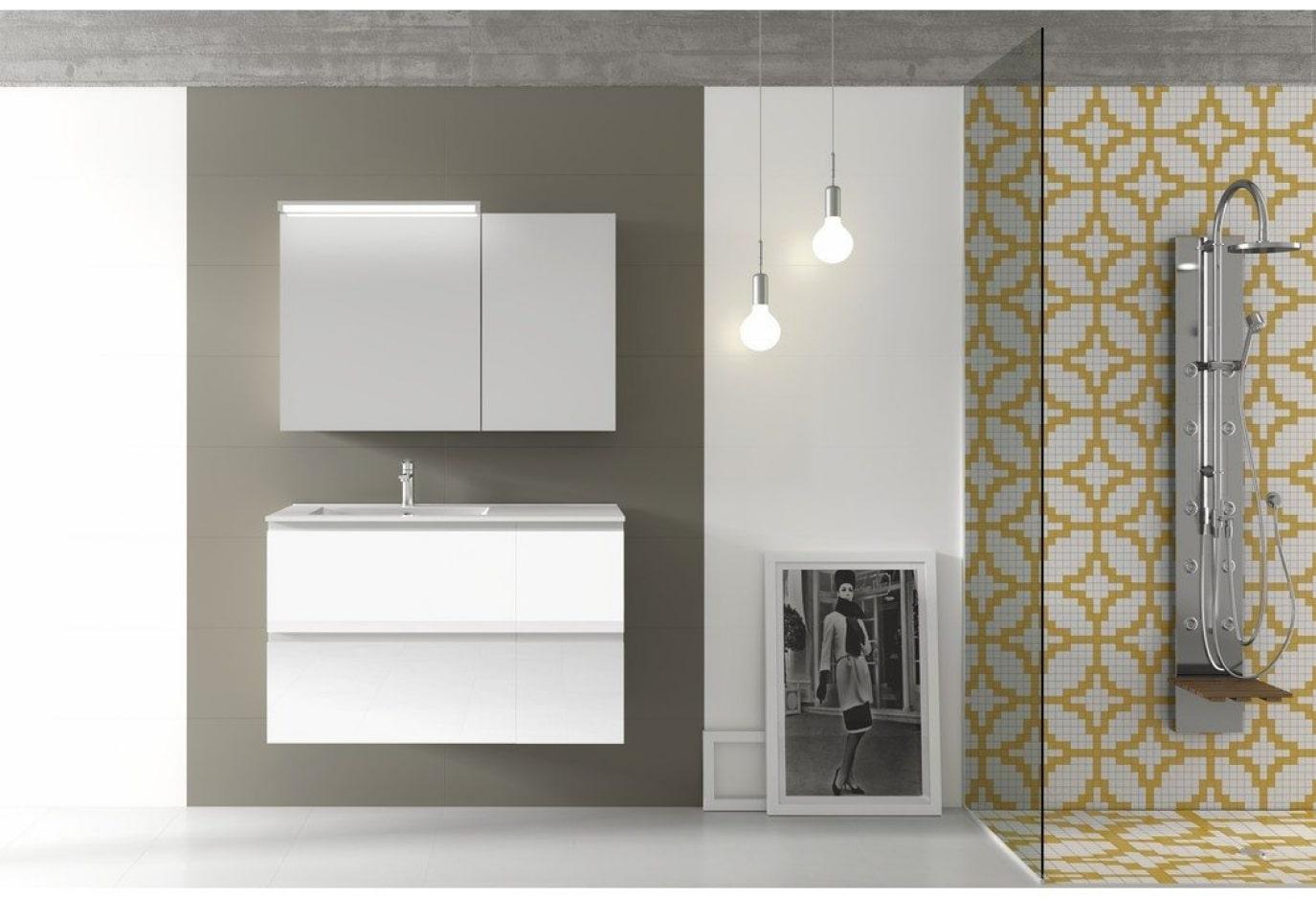 azulejos para baños pequeños